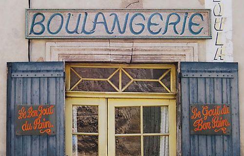 Boulangerie (c) Kristin Espinasse