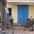 "Chocolate Shop ""Courreau"" in Roquebrune-sur-Argens"