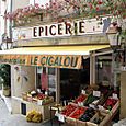 "Shop ""Epicerie"" (in Chateauneuf-du-Pape)"