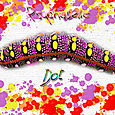 Psychadelic Dot by Brandon Hensgens