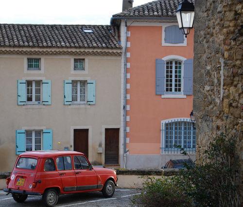 """Renault 4 or """"4L"""" or """"Quatrelle"""" (c) Kristin Espinasse"""
