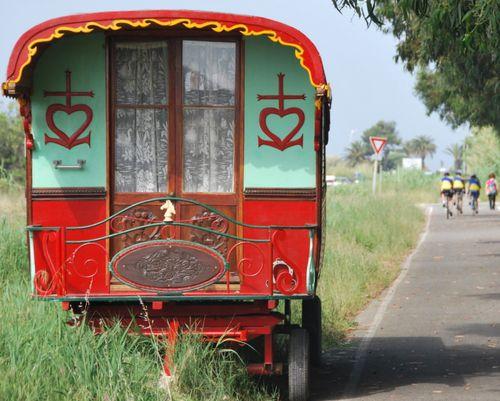 Gypsy Caravan (c) Kristin Espinasse