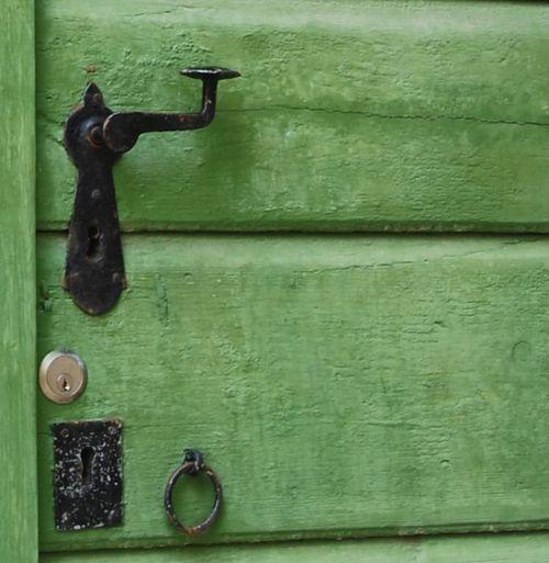 Croatian Door (c) Kristin Espinasse