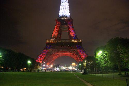 Eiffel Tower, Tour Eiffel Paris France (c) Kristin Espinasse