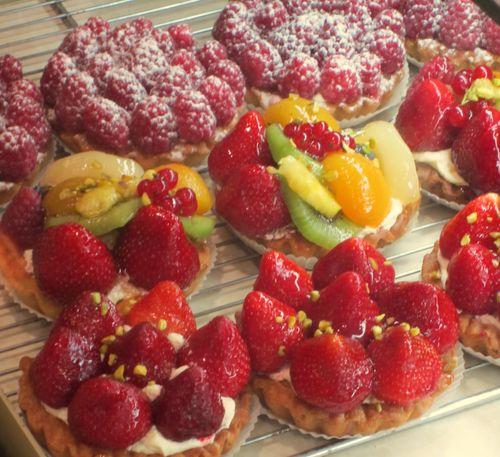 French tarts (c) Lynn McBride