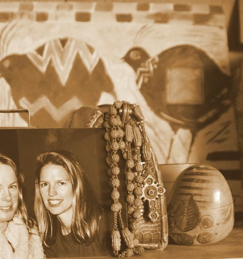 me and Heidi (c) Kristin Espinasse