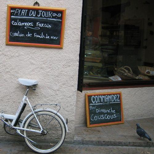 Couscous Customer (c) Kristin Espinasse