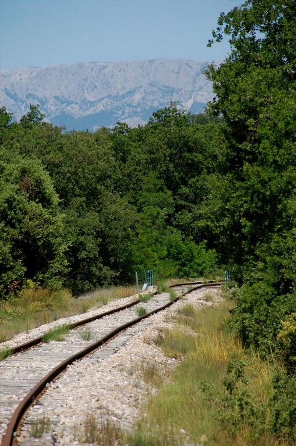 Cezannes Montagne Sainte-Victoire