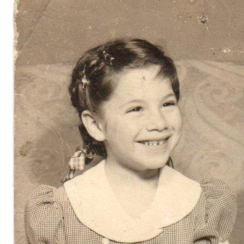Sandy Zeoli - child