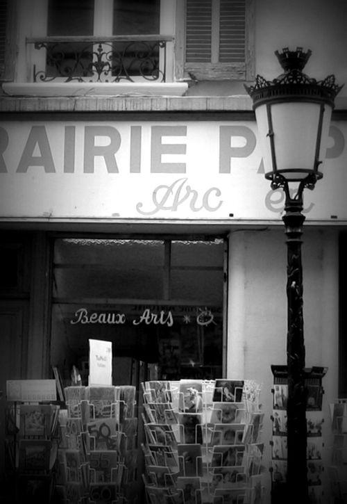 Librairie (c) Kristin Espinasse