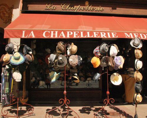 Chapellerie (c) Kristin Espinasse