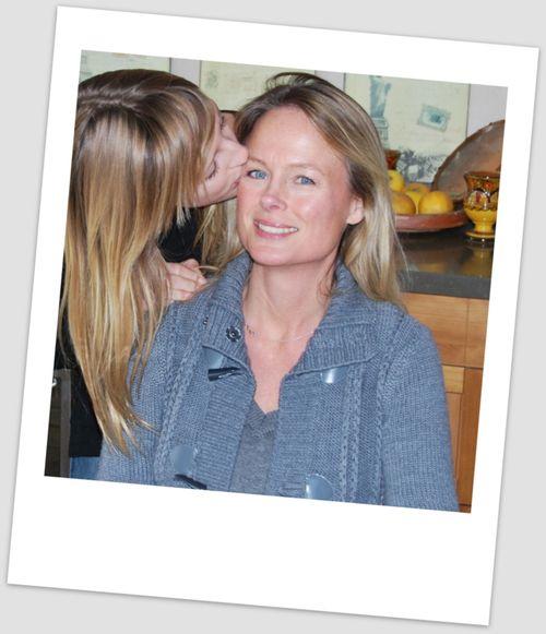 A daughter's love (c) Kristin Espinasse