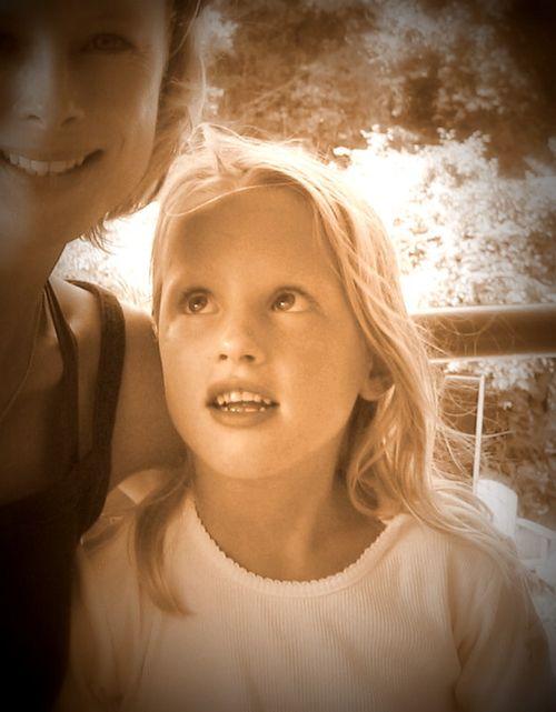 Little Angel (c) Kristin Espinasse