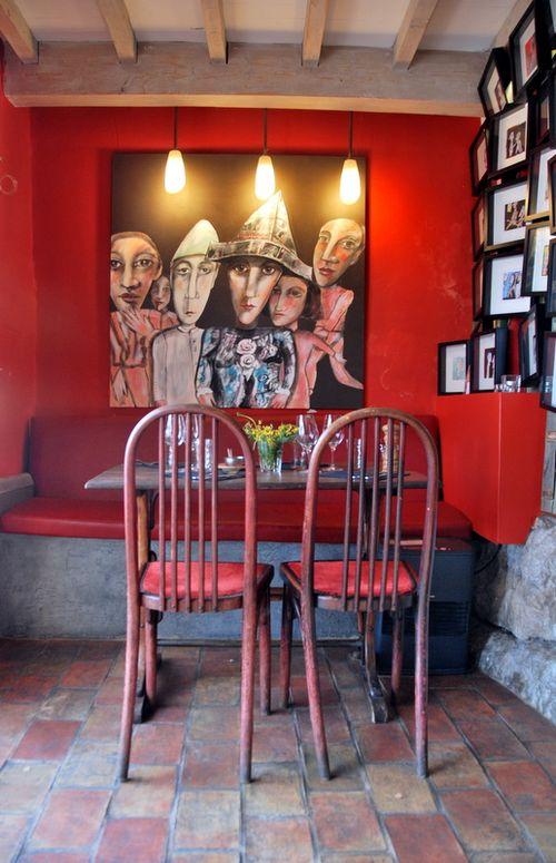 Pied de Nez restaurant (c) Kristin Espinasse