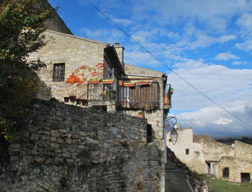 Grignan Old Village (c) Kristin Espinasse