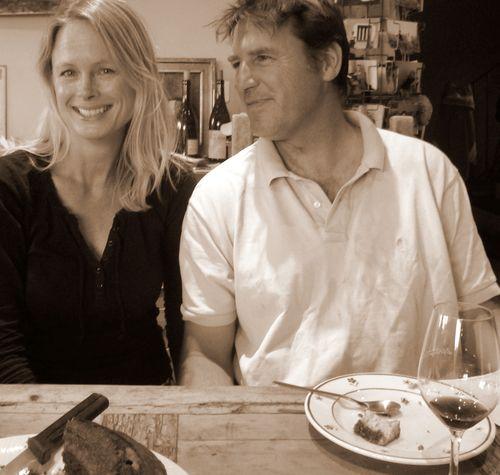 Kristi and Jean-Marc