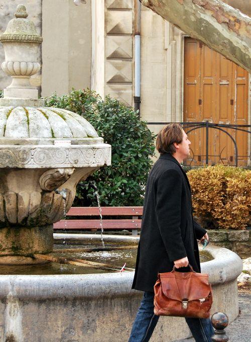 fountain (c) Kristin Espinasse