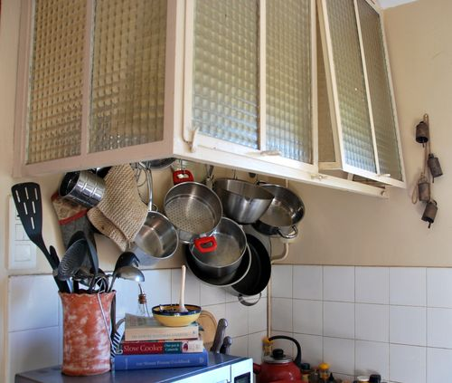 la hotte or how to say range hood in French (c) Kristin Espinasse