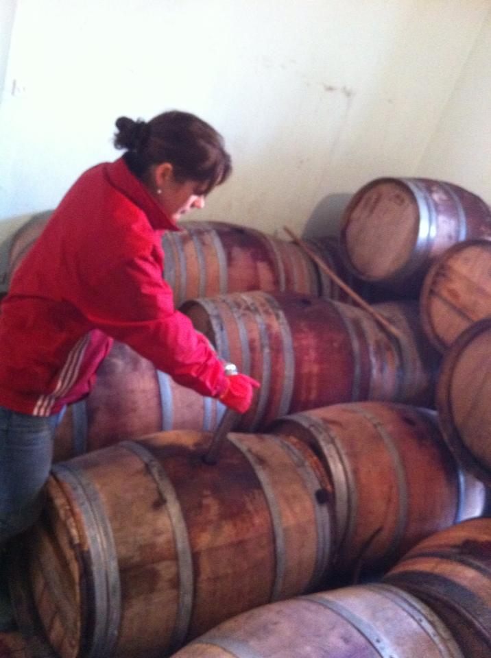 Wooden-barrels