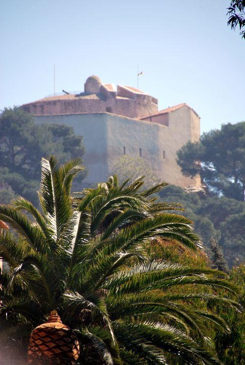Le fort du Grand Langoustier (c) Kristin Espinasse