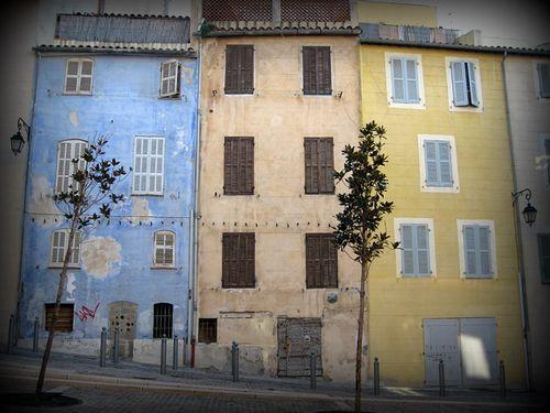 Le Panier in Marseilles (c) Kristin Espinasse