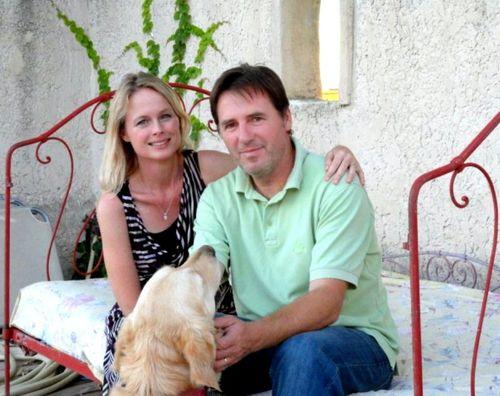 Kristi and Jean-Marc (c) Bill Facker