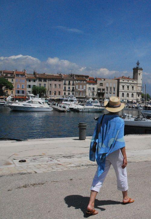Jules in Provence (c) Kristin Espinasse