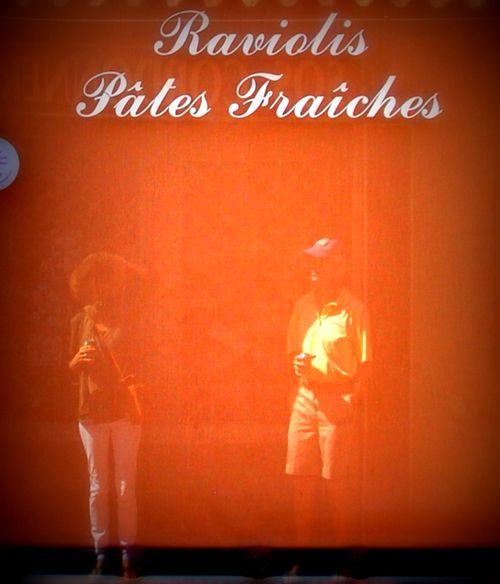 Raviolis Pates Fraiches in Sanary-sur-Mer (c) Kristin Espinasse
