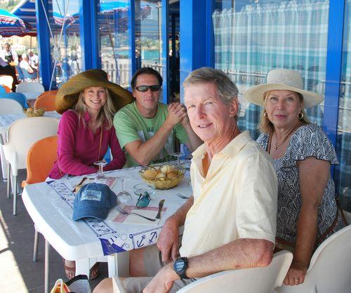 seaside eatery - Kristin Espinasse