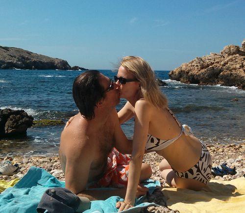 The Kiss - Kristin Espinasse Jean-Marc Espinasse (c) Nicolas Bourreli