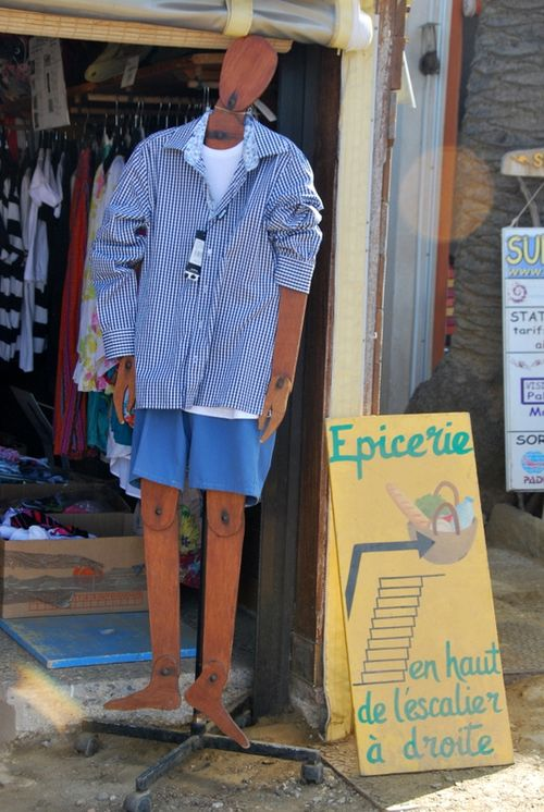 Epicerie on Port Cros island (c) Kristin Espinasse