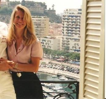 Melanie in Monte Carlo