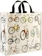 Bicycles shopper back