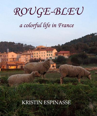 book cover, sheep, france, www-French-word-a-day.com (c) Kristin Espinasse