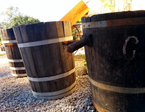 barrels (c) Kristin Espinasse