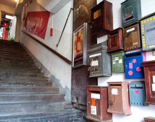 mailboxes - les arcenaulx (c) Kristin Espinasse