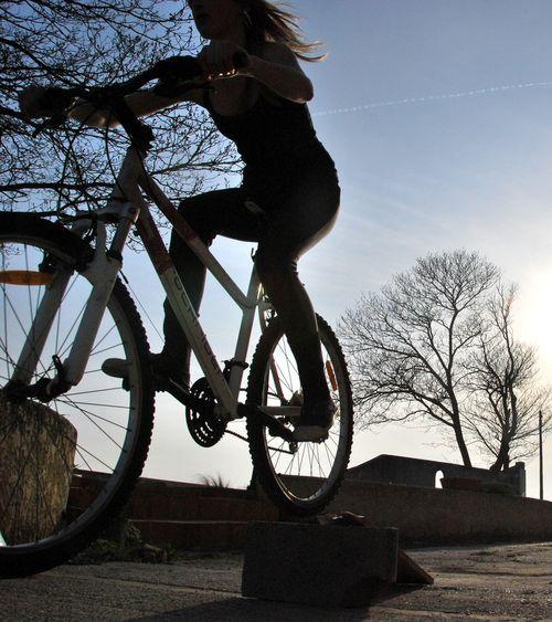 Jackie-bike