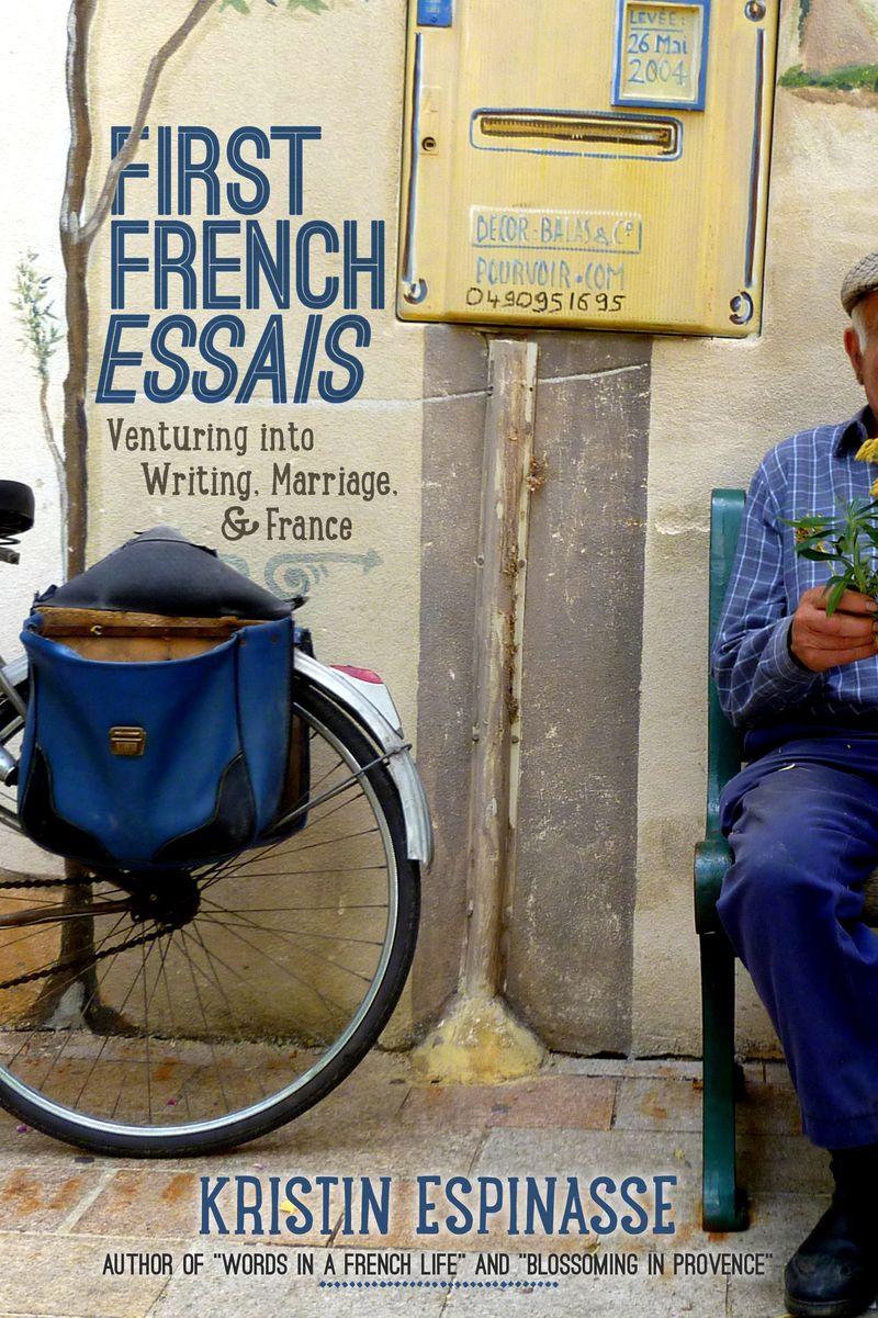 First-French-Essais-book-cover