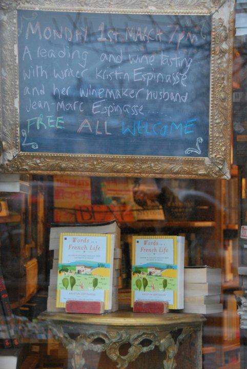 Window at shakespeare