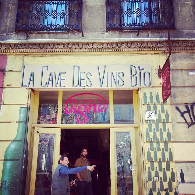Cave vins bio