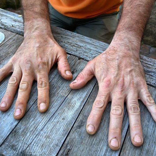 Planters-hands