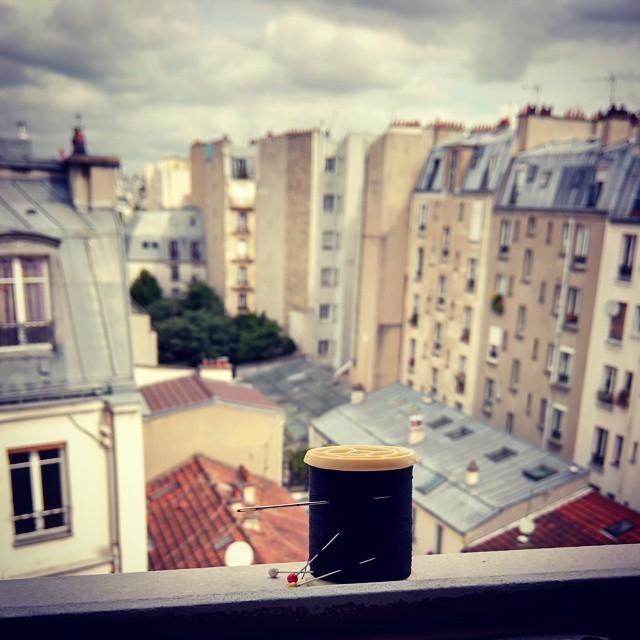 Paris-sky