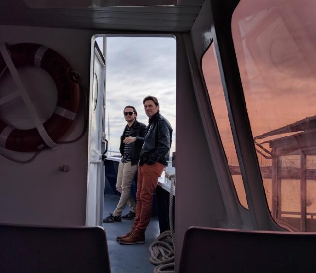 Max jean-marc bendor boat