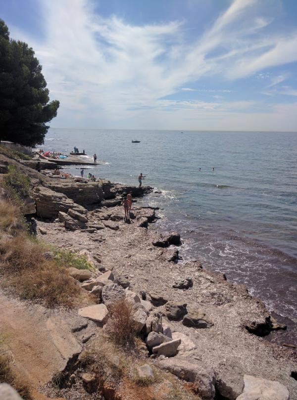 Up the coast in la ciotat