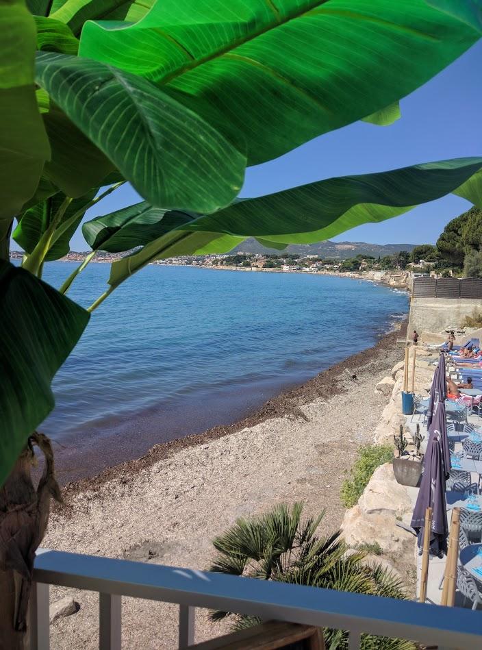 Santa maria restaurant-beach in la ciotat