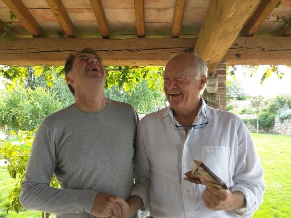 Jean-marc espinasse Tom Bove Chateau La Mascaronne
