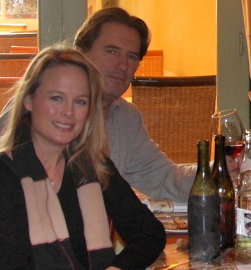 Kristin and Jean-Marc Espinasse