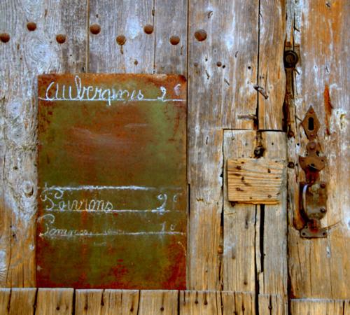 chalkboard (c) Kristin Espinasse