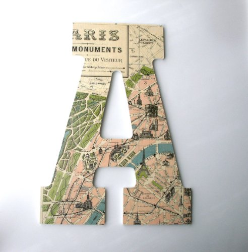 Paris-map-letters