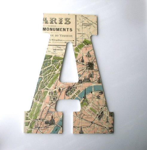Paris-map-letters